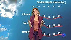 El tiempo de Extremadura - 23/11/2020