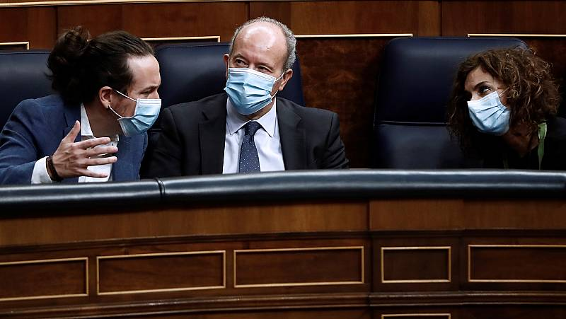 """El PSOE negocia con Podemos ampliar la prohibición de los desahucios dentro del Gobierno y """"sin necesidad de enmiendas"""""""
