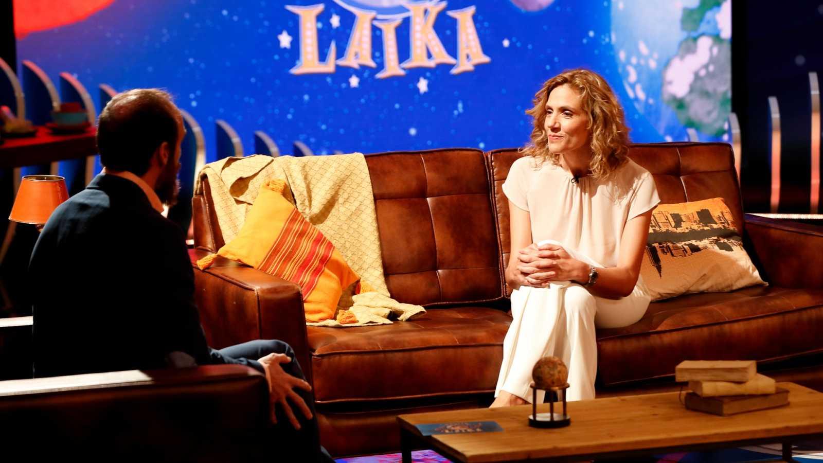 Órbita Laika - Entrevistas - María de los Ángeles Navacerrada
