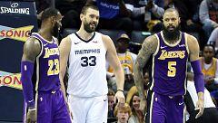 Marc Gasol jugará con Lakers la temporada que viene