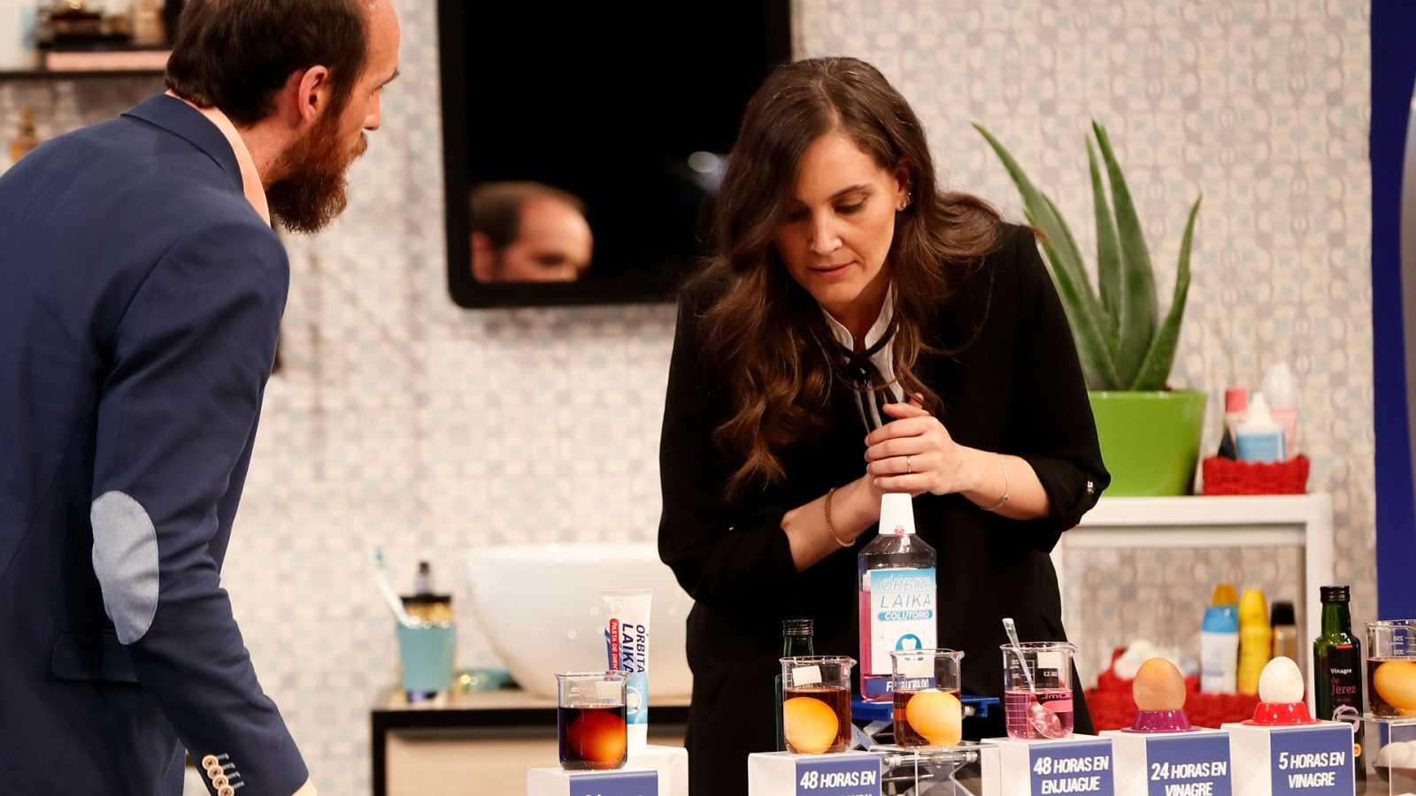 Órbita Laika - Farmacia y Nutrición con Marián García - El flúor