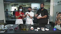Berasategui y David de Jorge presentan 'Cocina sin vergüenza'