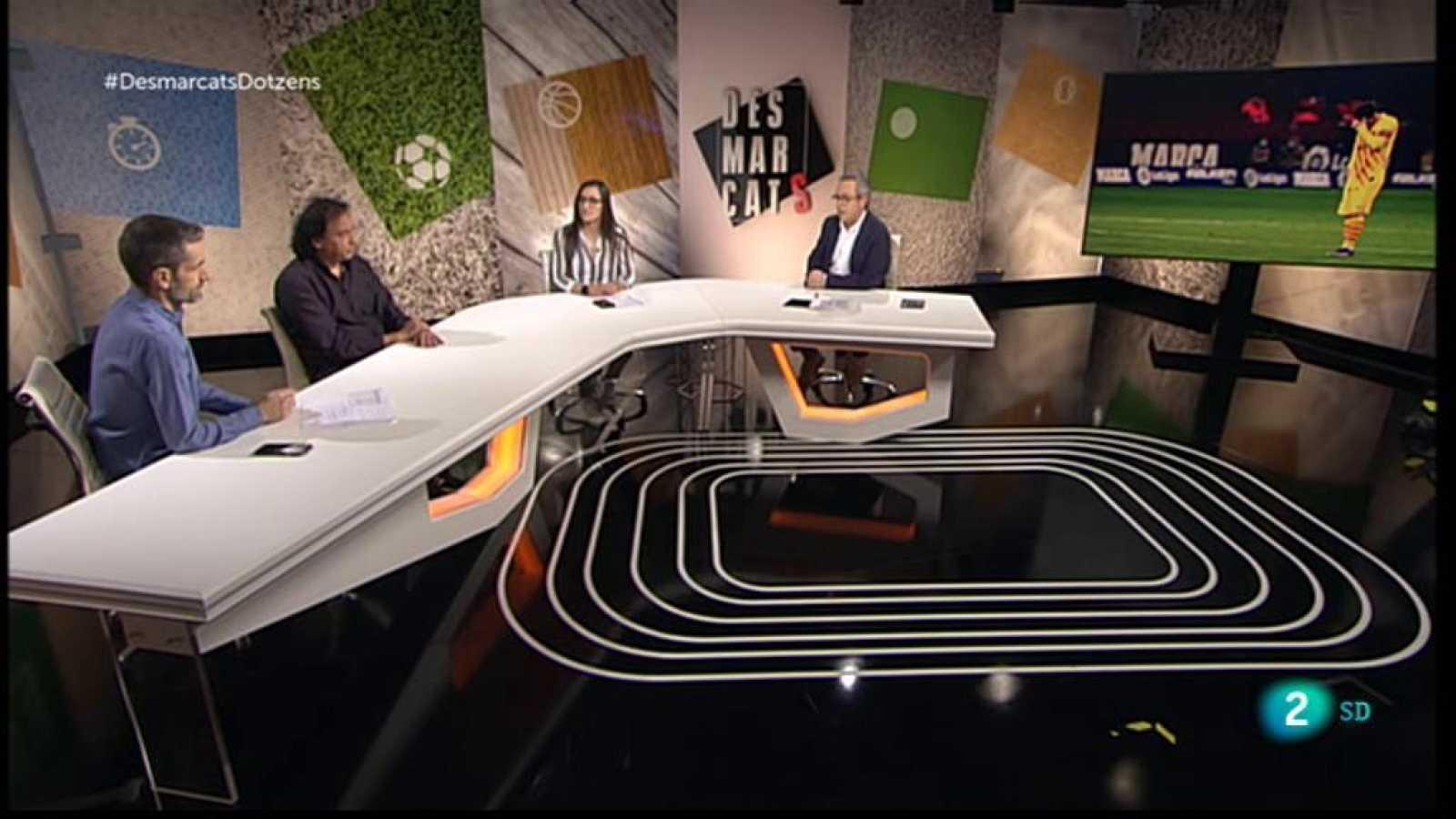 Desmarcats - Tertúlia Esportiva. El Barça viatja a Kíev en quadre
