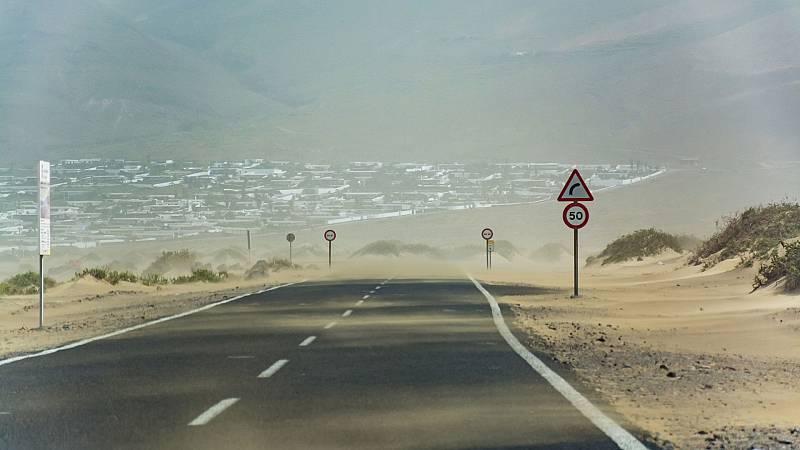 Probabilidad de calimas en Canarias - Ver ahora
