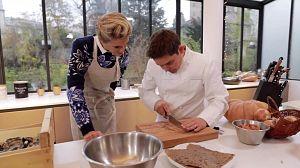 Otros documentales - Las recetas de Julie: Con Nicolas Conraux