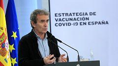 Especial informativo - Coronavirus. Comparecencia de Fernando Simón - 23/11/20