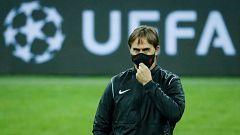 Lopetegui, de vuelta a Krasnodar, centrado en su rival en la Champions