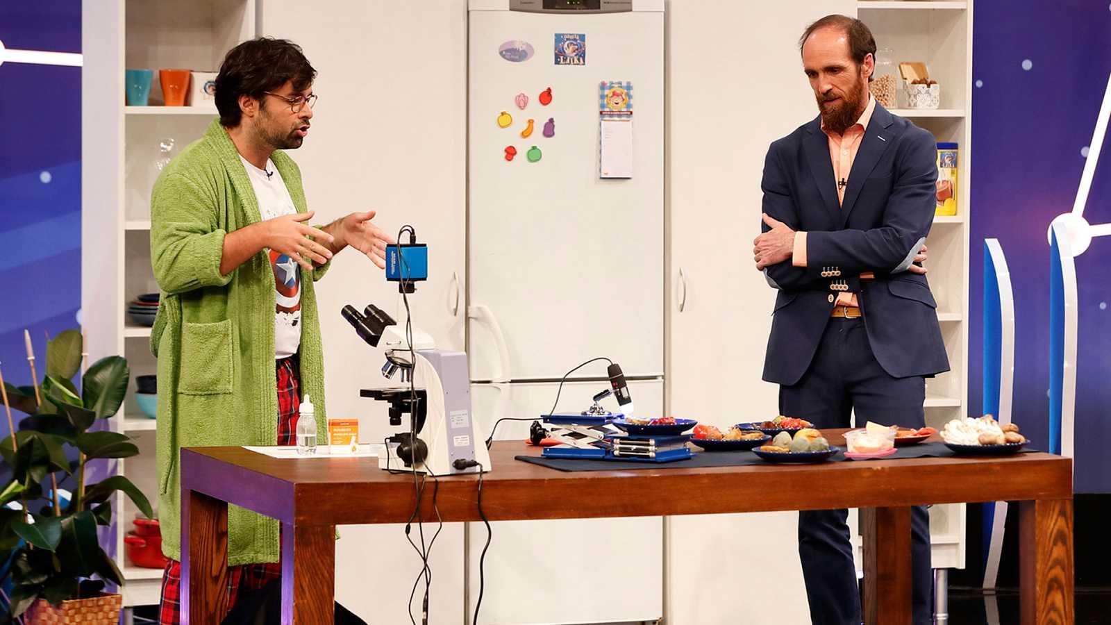 Órbita Laika - Temporada 6 - Programa 8: La ciencia de tu casa - ver ahora