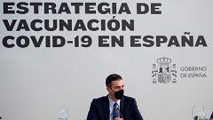 Telediario - 8 horas - 24/11/20 - Lengua de signos