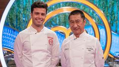 Nathan, todo un chef de la cocina asiática