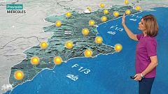 El tiempo en la Comunidad Valenciana - 24/11/20