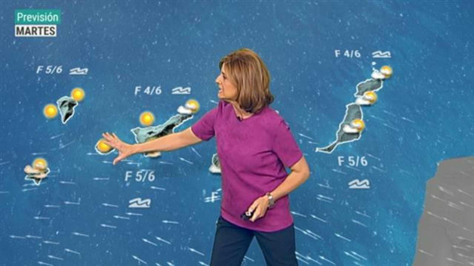 El tiempo en Canarias - 24/11/2020