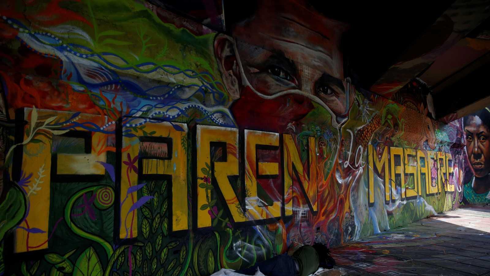 La reconciliación, pendiente cuatro años después del acuerdo de paz con las FARC