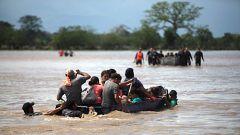 El huracán Iota provoca graves daños al sector turístico en el Caribe