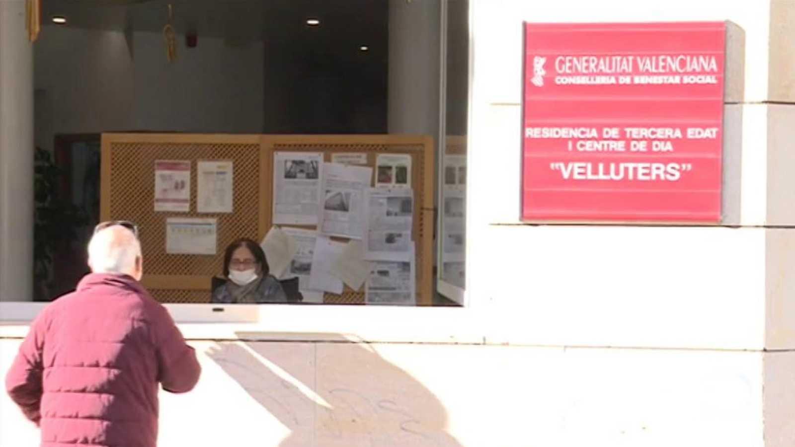 L'Informatiu - Comunitat Valenciana 2 - 24/11/20 - ver ahora