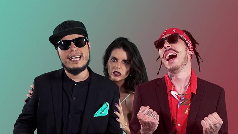 """Parking karaoke - """"Desescalada del love"""", el videoclip de LOMO"""