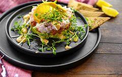 ¡Al rico tartar del pez limón! Aprendemos a elaborarlo