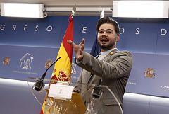 ERC anuncia un preacuerdo con el Gobierno para aprobar los presupuestos