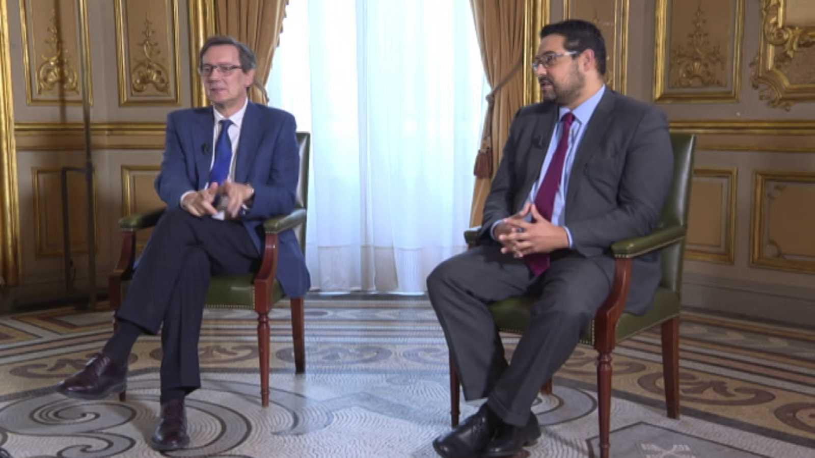 Conversatorios en Casa de América - David Redoli y Fernando Vallespin - ver ahora