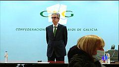Díaz Barreiros, novo presidente da Confederación de Empresarios de Galicia