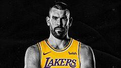"""Marc Gasol ficha por los Lakers por """"la oportunidad de ganar el anillo"""""""