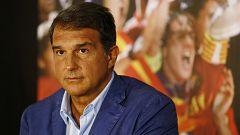 Joan Laporta anunciará su precandidatura a la presidencia del Barça