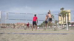 "Voley Playa - Documental ""Camino a los JJ.OO - Herrera y Gavira"""