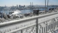 Los ecologistas alertan del mayor riesgo de fenómenos extremos tras una virulenta tormenta de hielo en Rusia