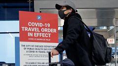 Miles de estadounidenses desafían a la pandemia en el Día de Acción de Gracias