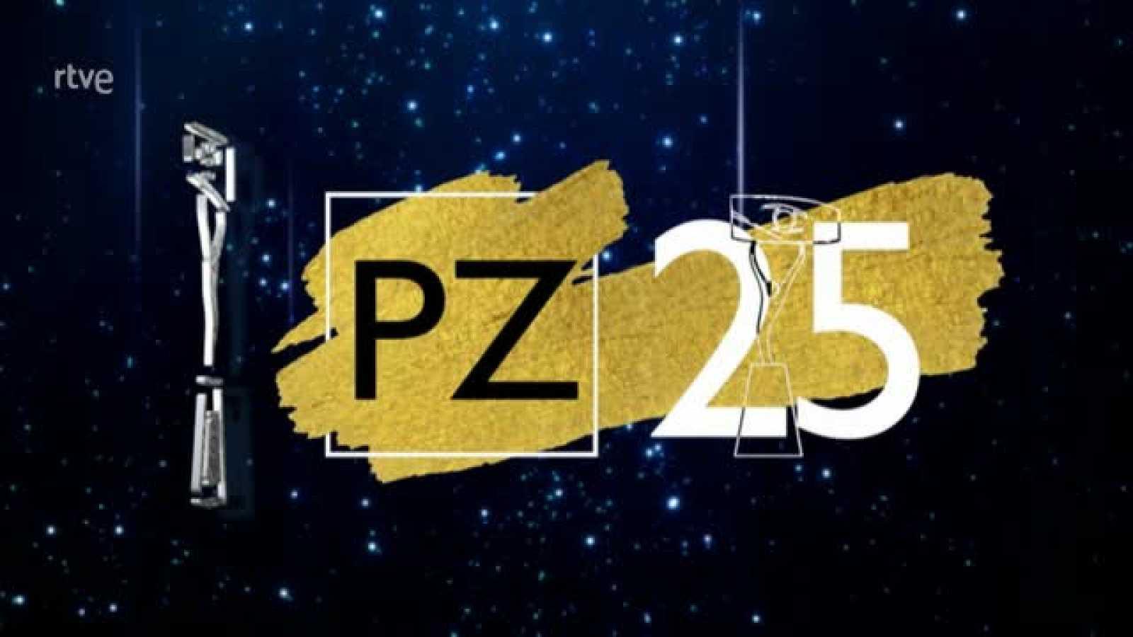Entrega dels XXV Premis Zapping