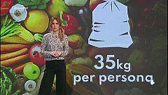 En Línia - malbaratament alimentari, ús del català, guitarra i abelles