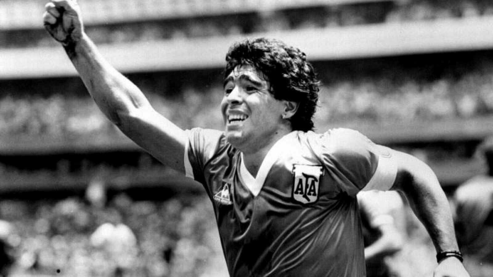 España Directo - Homenaje a Maradona