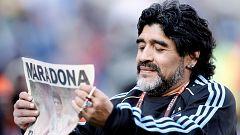 Maradona sucumbe a un largo historial clínico por sus adicciones