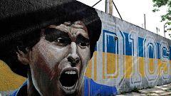 Muere Maradona: se fue el dios del fútbol