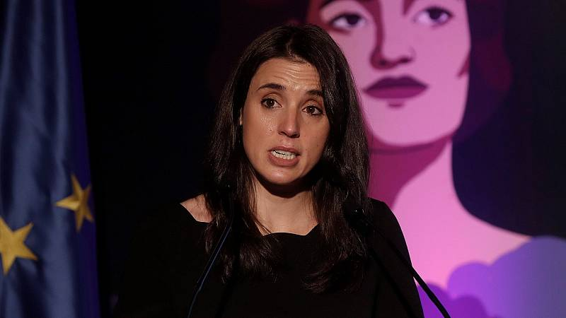 """Irene Montero, sobre la violencia machista: """"Todavía estamos llegando tarde"""""""