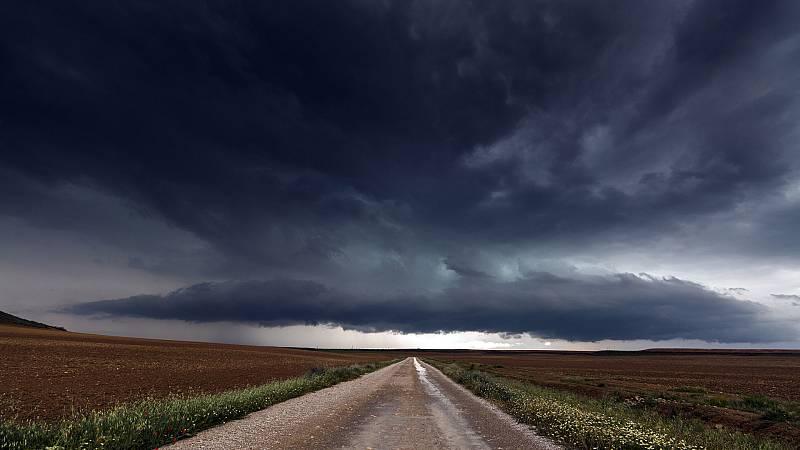 Precipitaciones en amplias zonas y descenso térmico en el sur - Ver ahora