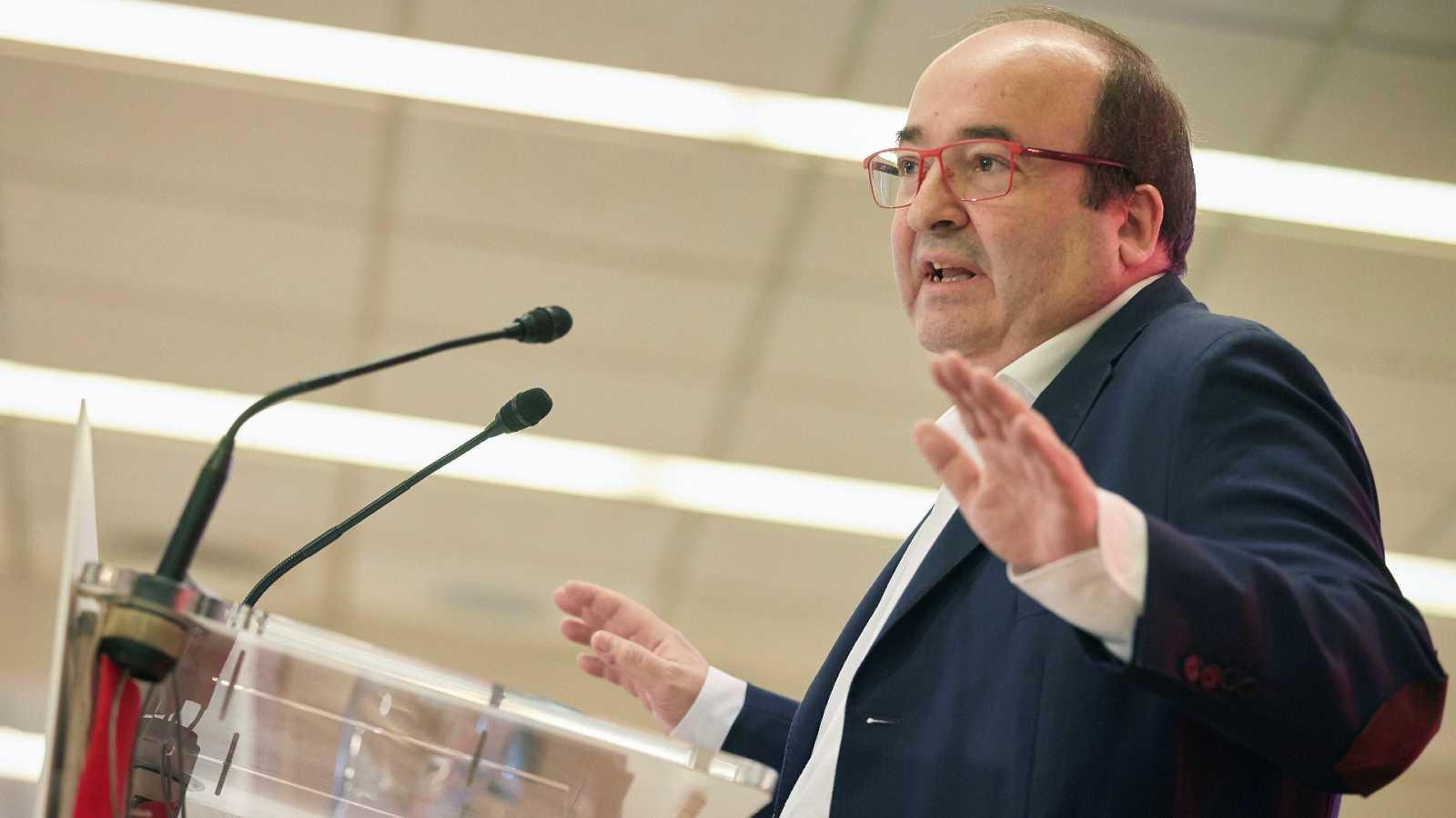 """Iceta cree que es una """"victoria"""" que Bildu """"participe en las instituciones"""" y en la """"gobernabilidad"""" de España"""