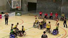 Baloncesto en silla de ruedas - Liga BSR División de Honor. Resumen Jornada 4