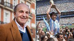 José María García recuerda la carrera profesional y personal de Maradona