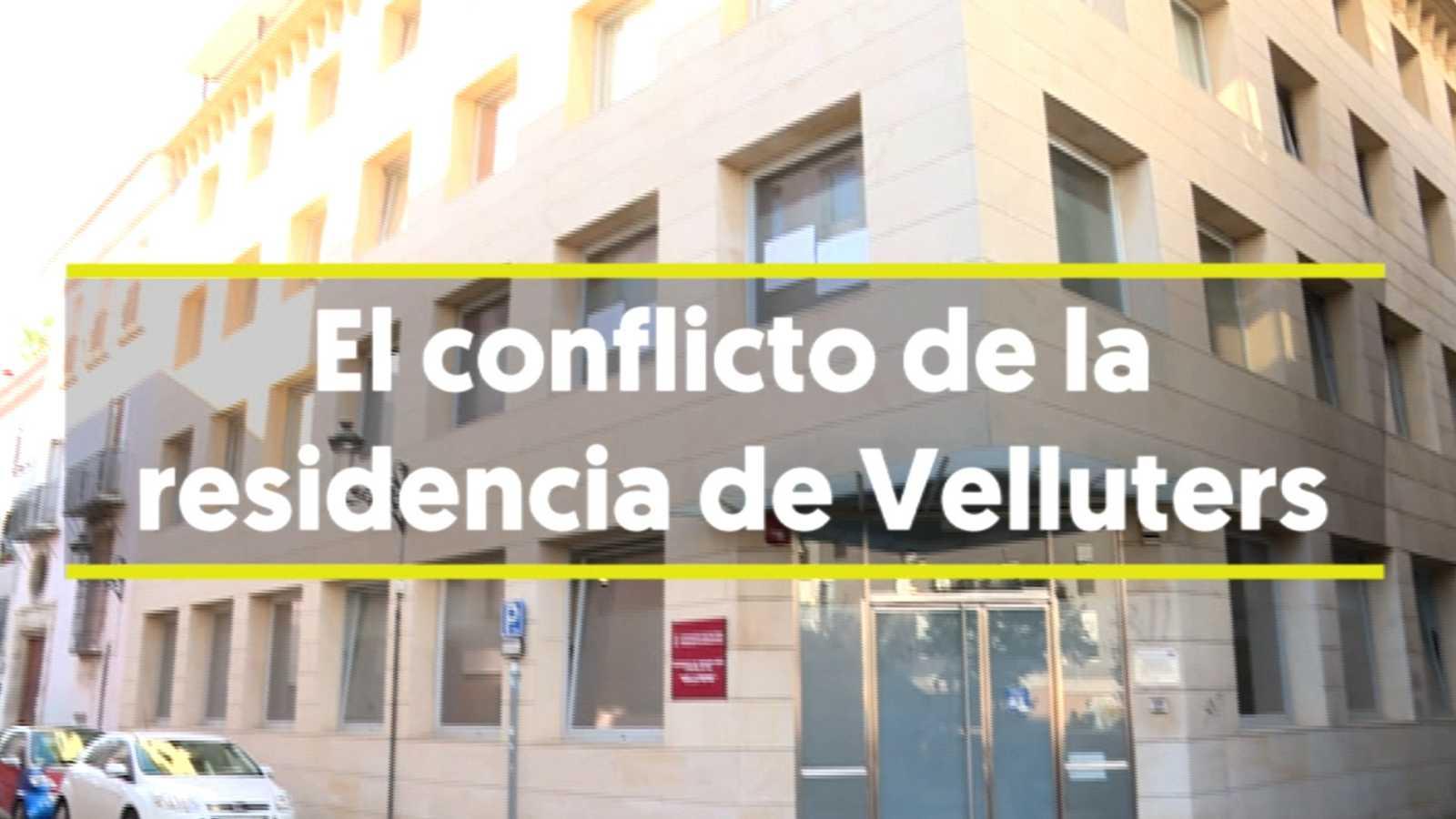 El conflicto de la residencia de Velluters