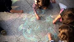 Primavera sin columpios - Los miedos y sueños de los niños frente a la COVID-19