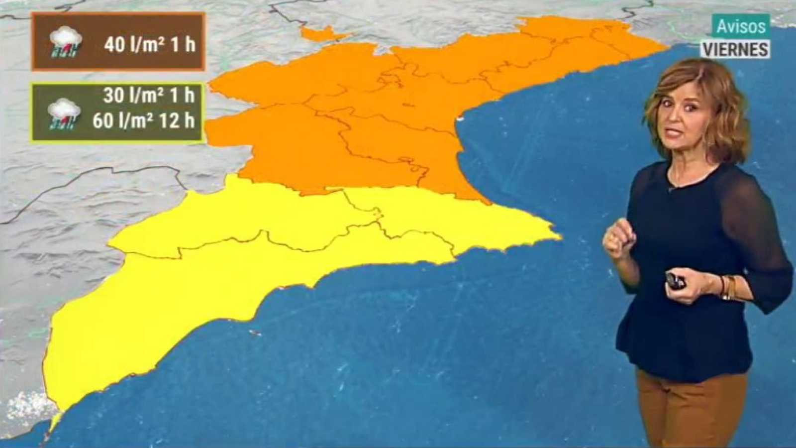 El tiempo en la Comunidad Valenciana - 26/11/20 - ver ahora