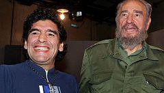 Maradona, un futbolista con alma de revolucionario