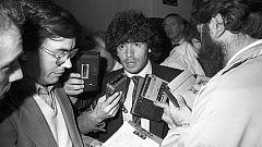Tres periodistas españoles recuerdan a Maradona