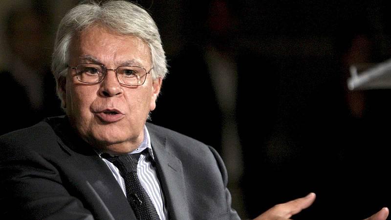 """González dice que no pactaría con ERC ni Bildu y Calvo le responde que gobernar ahora es """"muy diferente"""""""