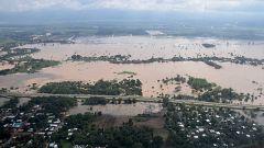 La devastación de Iota y Eta en Honduras, desde el aire