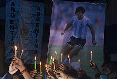 De Calamaro a Kusturica: la imborrable huella de Maradona en la cultura