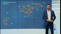 El temps a les Illes Balears - 26/11/20