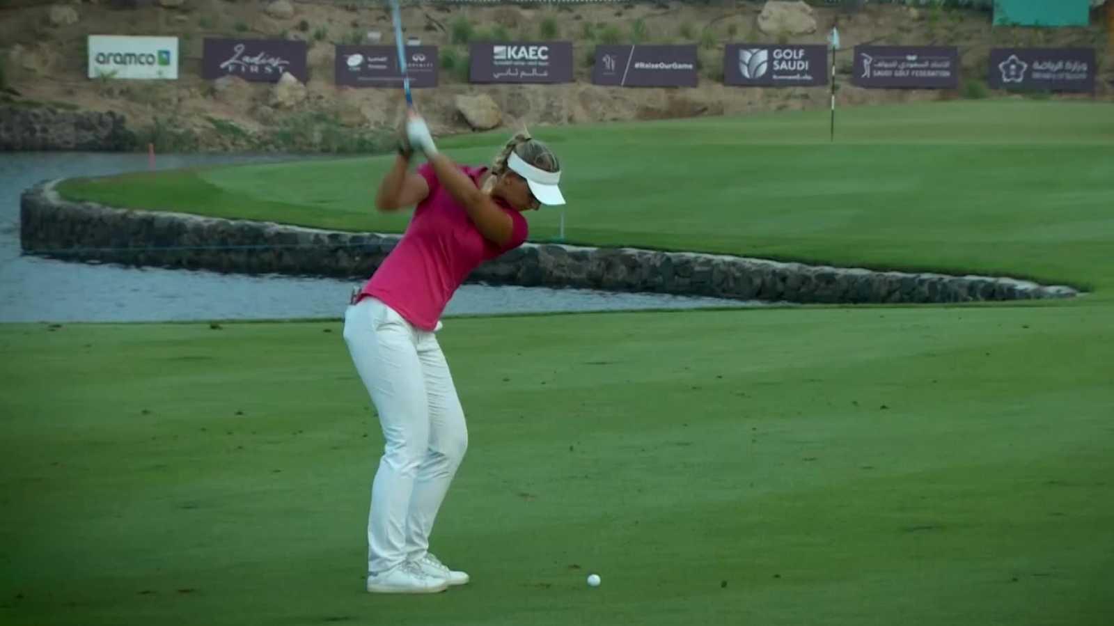 Golf - Open de España femenino. 1ª jornada desde Marbella - ver ahora