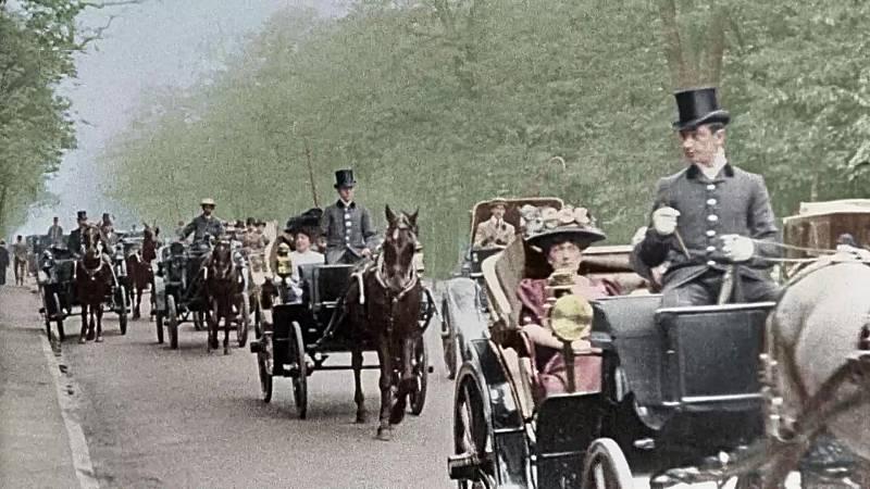 Somos documentales - París 1900, la Belle Epoque - ver ahora